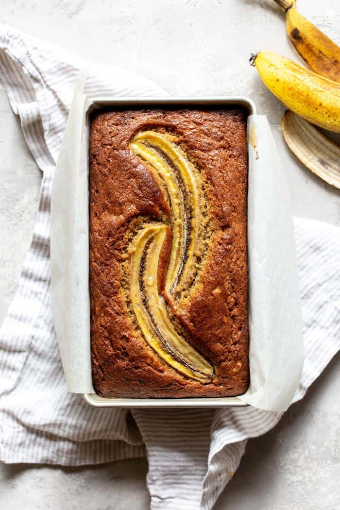 Easy Banana Bread Recipe 2 - Easy Banana Bread Recipe (So Delicious and Moist!)