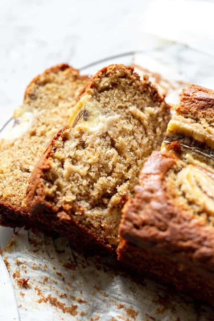 Easy Banana Bread Recipe 4 - Easy Banana Bread Recipe (So Delicious and Moist!)