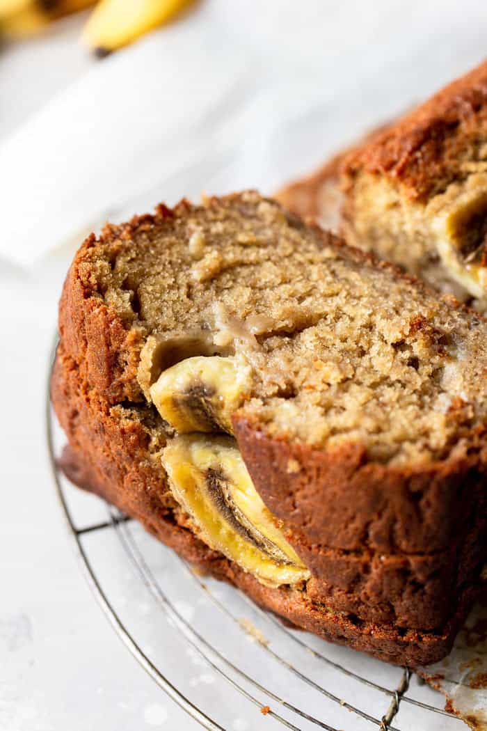 Easy Banana Bread Recipe 5 - Easy Banana Bread Recipe (So Delicious and Moist!)