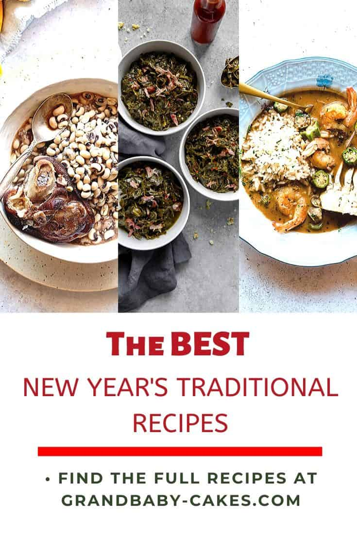 New Year Day Food Traditions - New Year's Day Food Traditions