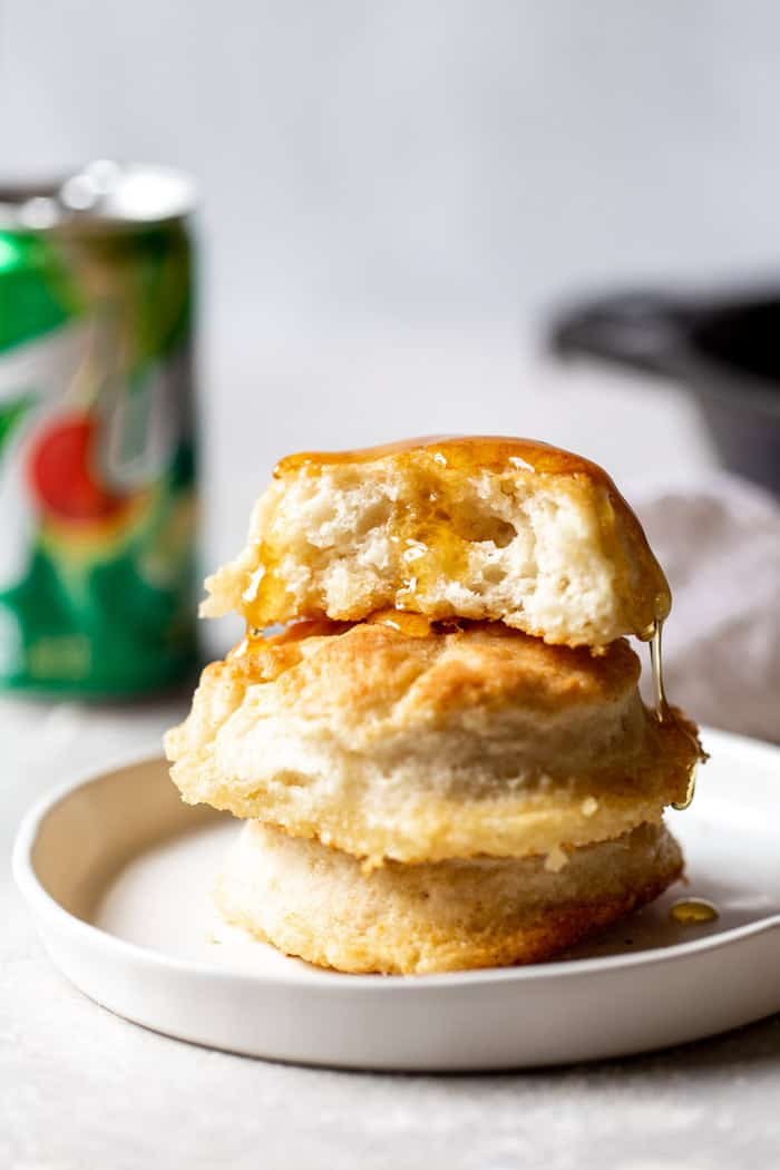 7 Up Biscuits Recipe 4 - 7 Up Biscuits (With How To Video!)