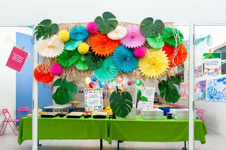 Chicka Chicka Boom Boom 2 - Chicka Chicka Boom Boom Book Party- 2nd Birthday Party Ideas!