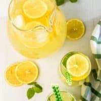 Homemade Lemonade 1 200x200 - Homemade Lemonade Recipe