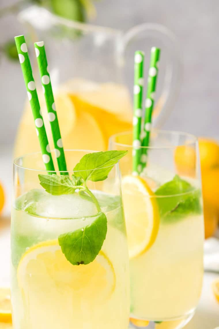 Homemade Lemonade 7 - Homemade Lemonade Recipe