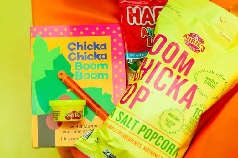 chicka chicka boom boom 19 - Chicka Chicka Boom Boom Book Party- 2nd Birthday Party Ideas!