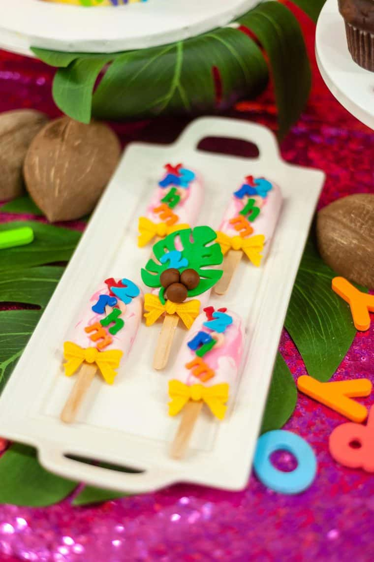 chicka chicka boom boom 21 - Chicka Chicka Boom Boom Book Party- 2nd Birthday Party Ideas!