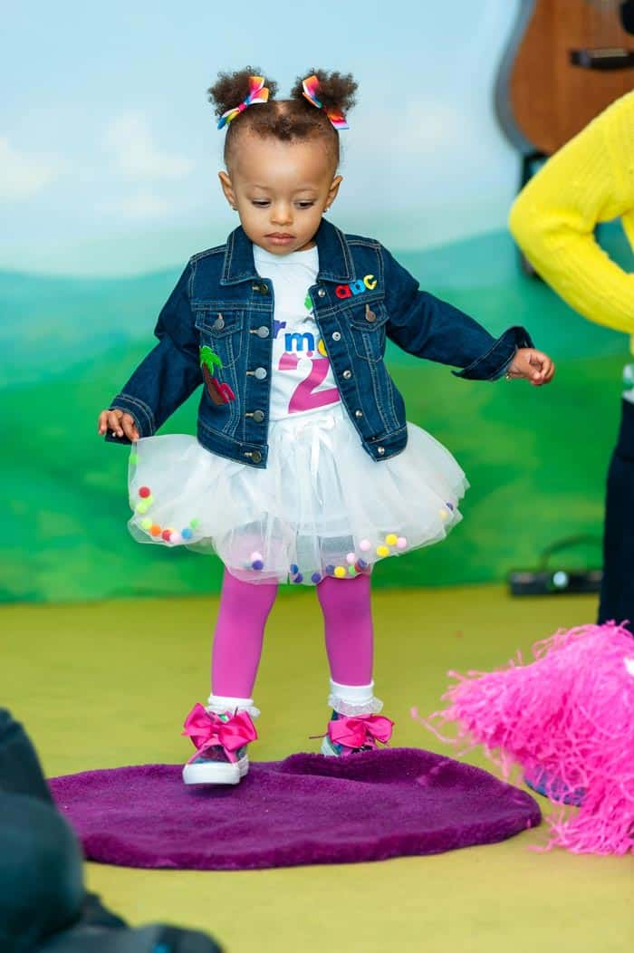 chicka chicka boom boom 5 - Chicka Chicka Boom Boom Book Party- 2nd Birthday Party Ideas!