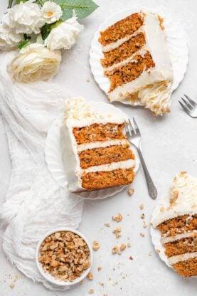 Carrot Cake 21 277x416 - Carrot Cake Recipe