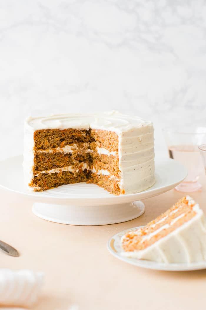Carrot Cake 3 - Carrot Cake Recipe