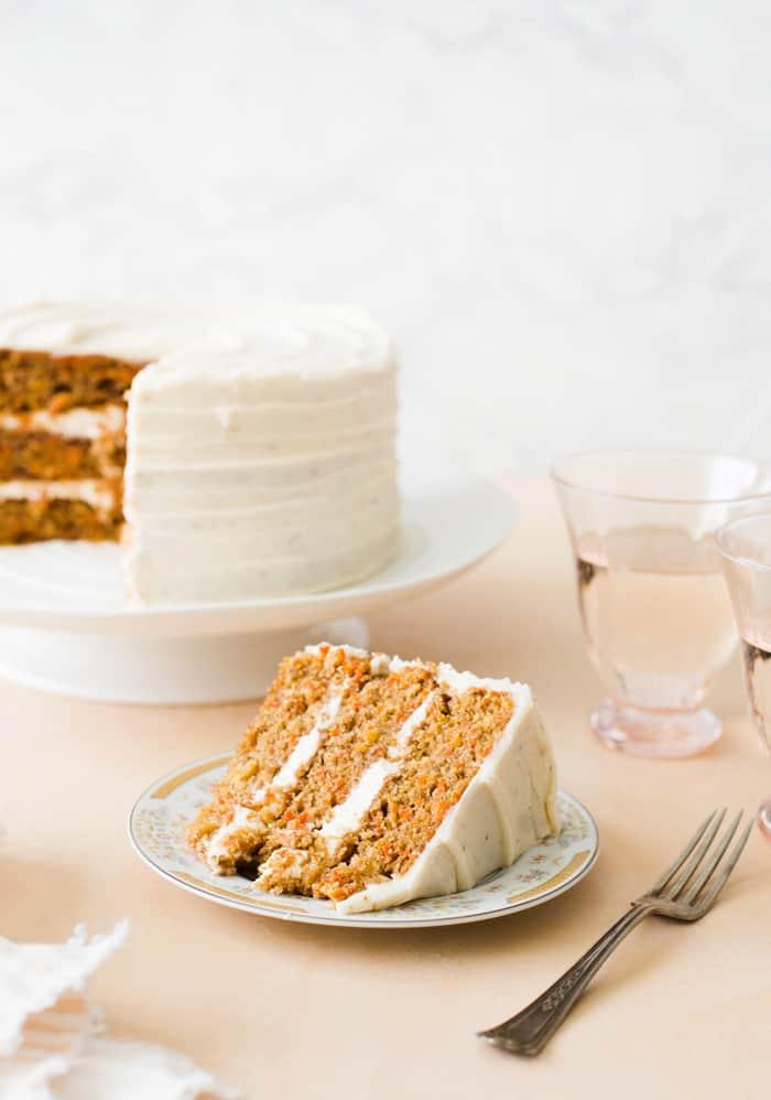 Carrot Cake 4 - Carrot Cake Recipe