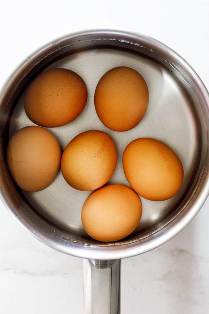 Devilled Eggs 2 - Auntie Rose's Deviled Eggs (Divine Eggs)