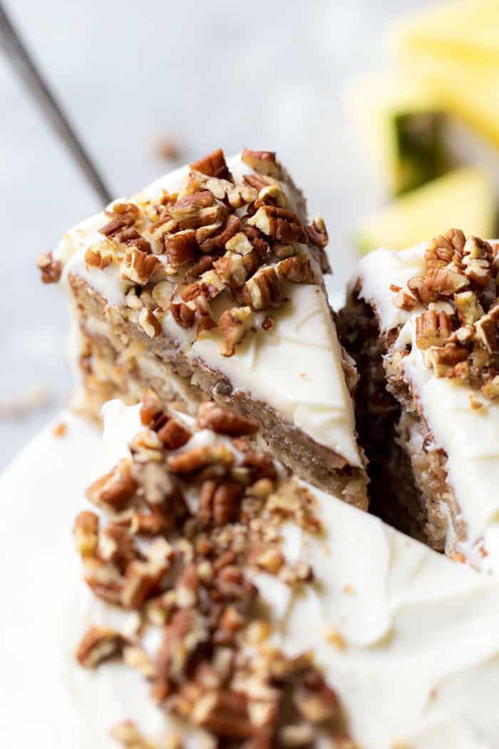 Hummingbird Cake 2 - Hummingbird Cake Recipe