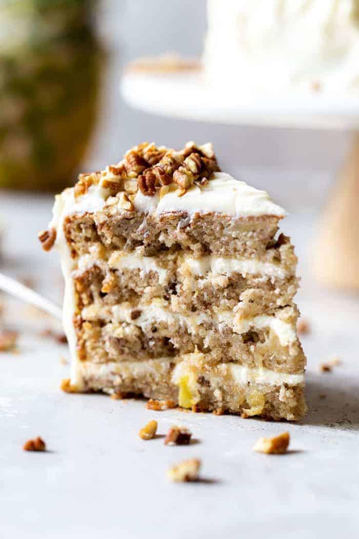 Hummingbird Cake 3 - Hummingbird Cake Recipe