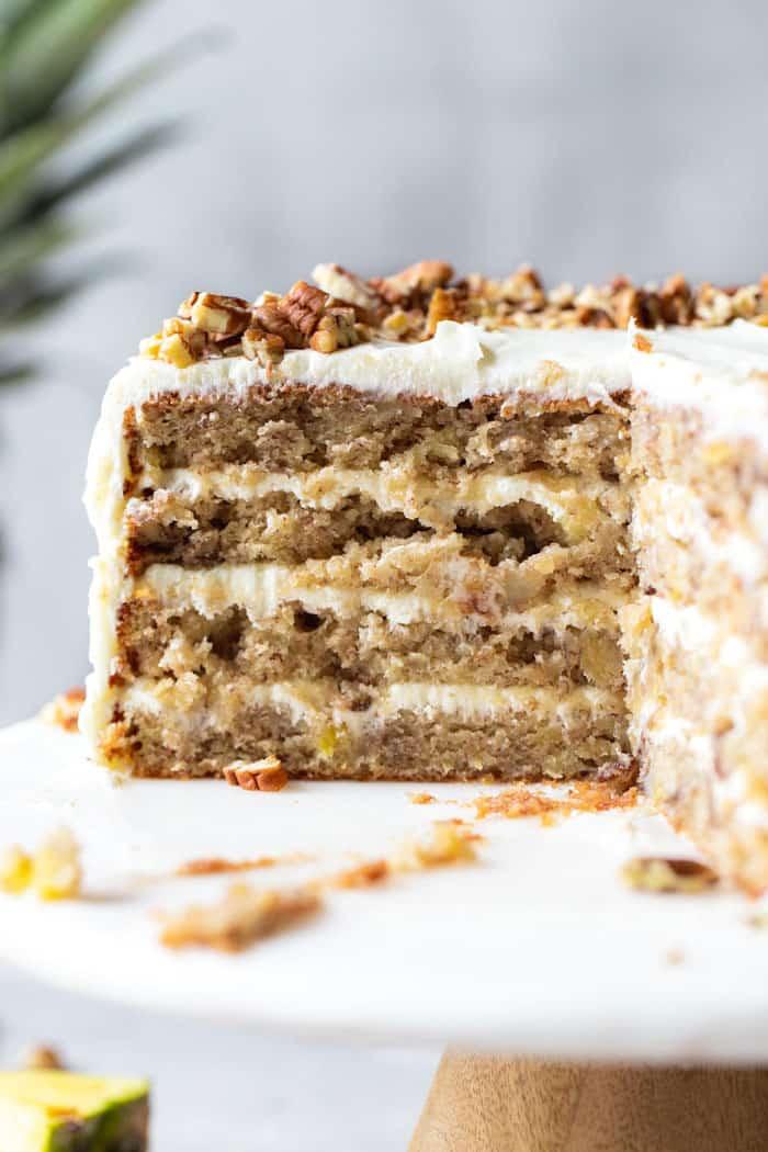 Hummingbird Cake 4 - Hummingbird Cake Recipe