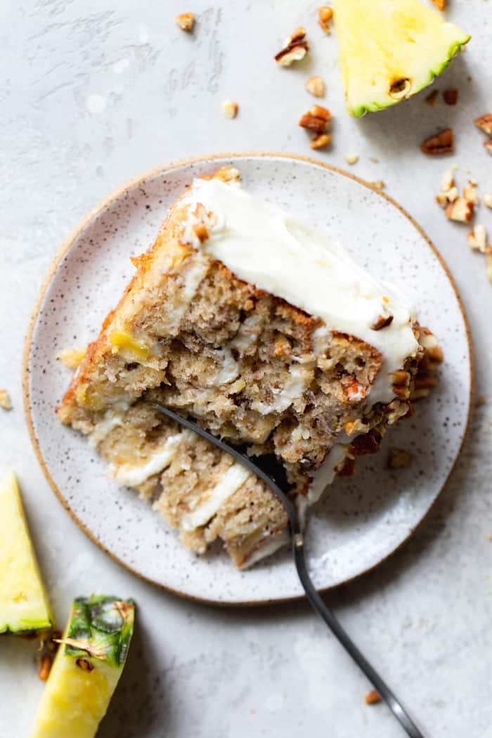 Hummingbird Cake 5 - Hummingbird Cake Recipe