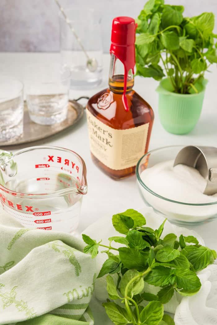 Mint Julep Recipe 2 - Mint Julep Recipe