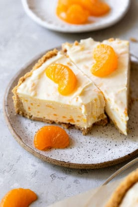 Creamsicle Cheesecake 3 277x416 - No-Bake Orange Creamsicle Cheesecake