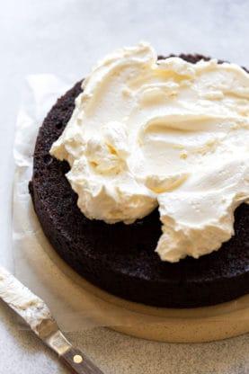 Devils Food Cake 1 277x416 - Swiss Meringue Buttercream