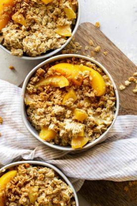 Peach Oatmeal 2 277x416 - Peach Oatmeal