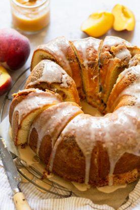Peach Pound Cake 1 277x416 - Peach Pound Cake