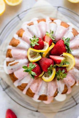 Strawberry Lemonade Cake 2 277x416 - Strawberry Lemonade Cake