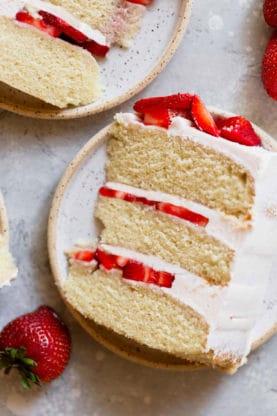 Strawberry Shortcake Cake 4 277x416 - Strawberry Shortcake Cake