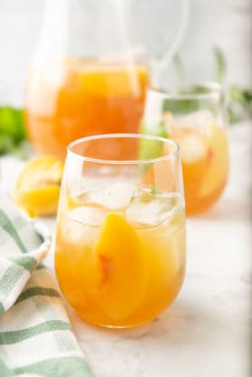 Peach Sweet Tea 4 278x416 - Sweet Peach Tea
