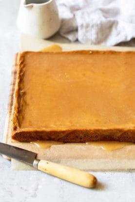 Maple Blondies 2 277x416 - Brown Butter Maple Blondies
