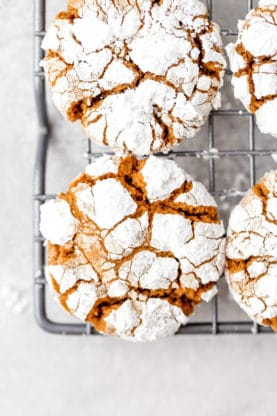 Gingerbread Crinkle Cookies 2 277x416 - Gingerbread Crinkle Cookies