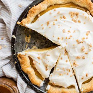 Caramel Pie Recipe 3 320x320 - Caramel Pie (With How To Video!)