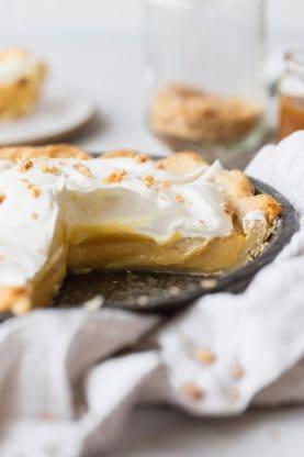 Caramel Pie Recipe 5 277x416 - Caramel Pie (With How To Video!)