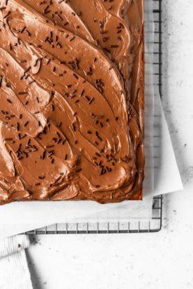 Chocolate Swiss Meringue Buttercream 3 277x416 - The BEST Chocolate Buttercream (Chocolate Swiss Meringue Buttercream)