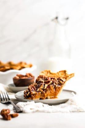 GBCakes SweetPotatoPecanPie Hero8 277x416 - Sweet Potato Pecan Pie (With How To Video)