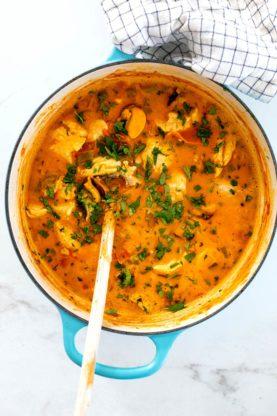 Brazilian Fish stew 2 277x416 - Moqueca Recipe (Brazilian Fish Stew)