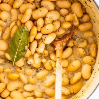 Butter Beans Recipe 3 320x320 - Butter Beans Recipe (Vegan Friendly!)