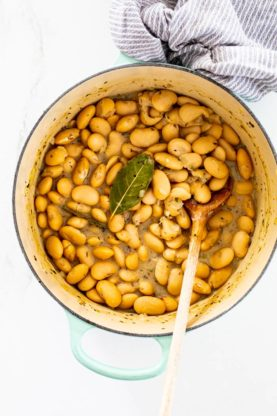 Butter beans recipe 2 277x416 - Butter Beans Recipe (Vegan Friendly!)