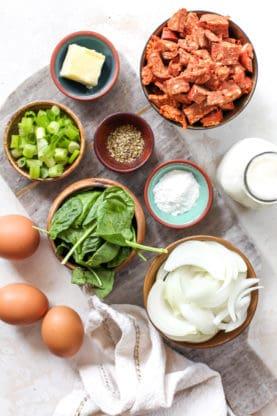 Chorizo Skillet 1 277x416 - Chorizo Breakfast Skillet