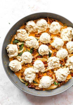 Chorizo Skillet 3 287x416 - Chorizo Breakfast Skillet