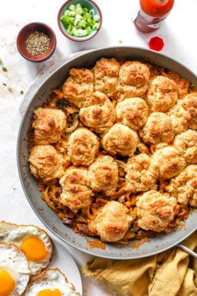 Chorizo Skillet 4 277x416 - Chorizo Breakfast Skillet