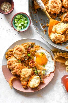 Chorizo Skillet 7 277x416 - Chorizo Breakfast Skillet