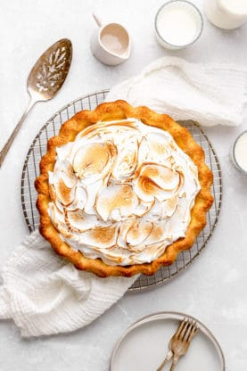 Lemon Meringue Pie Recipe 1 277x416 - Lemon Meringue Pie