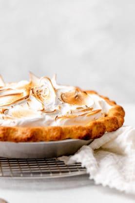 Lemon Meringue Pie Recipe 3 277x416 - Lemon Meringue Pie