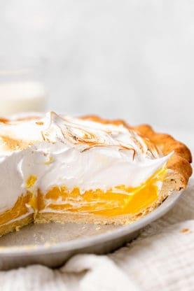 Lemon Meringue Pie Recipe 6 277x416 - Lemon Meringue Pie