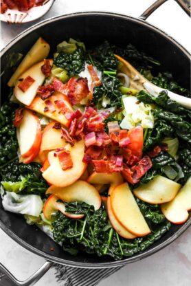 Braised Cabbage 2 278x416 - Braised Cabbage
