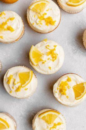 Lemon Cupcakes 1 277x416 - Best Lemon Cupcakes