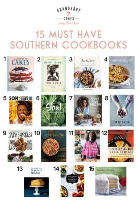 Must Have Southern Cookbooks 277x416 - 15 Must Have Southern Cookbooks