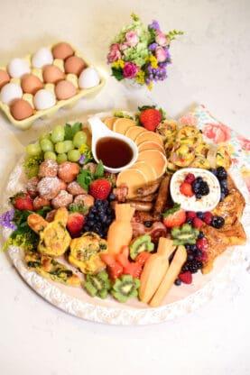 Brunch Board 3 277x416 - The Ultimate Breakfast Board