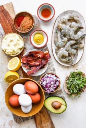 Creole Shrimp Egg Salad 1 279x416 - Creole Shrimp Egg Salad