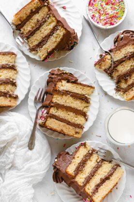 Yellow Cake 15 277x416 - The BEST Yellow Cake