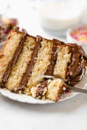 Yellow Cake 24 277x416 - The BEST Yellow Cake